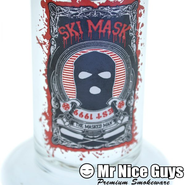 THE MASKED MAN WATERPIPE BY SKI MASK -15878
