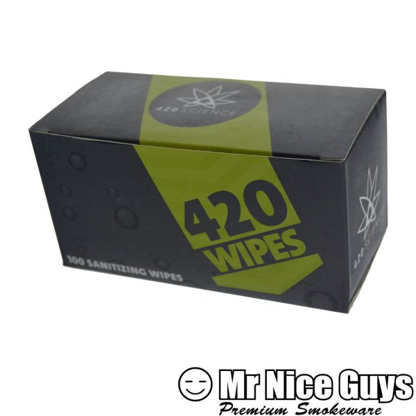 420 SCIENCE SANITARY WIPES-17121
