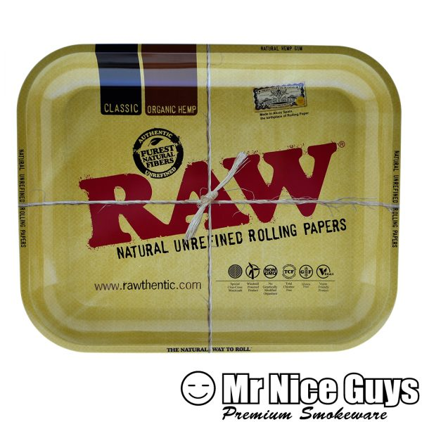 RAW ROLLING TRAY LARGE SIZE-0
