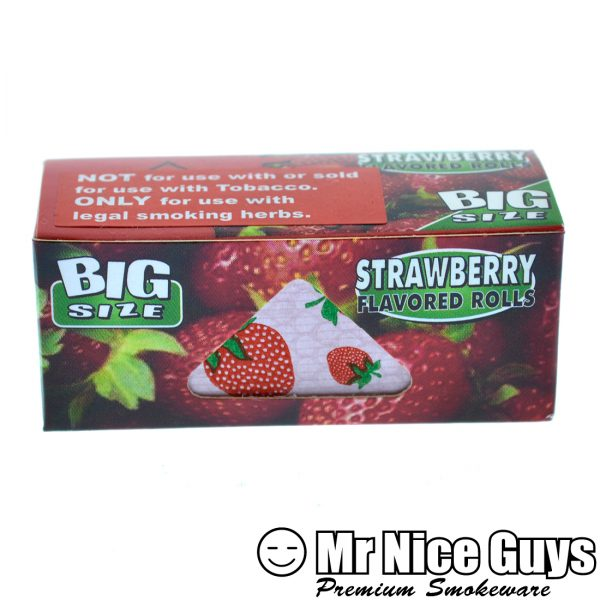 JUICY JAY STRAWBERRY ROLL PAPERS-0