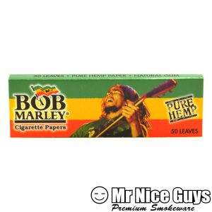 BOB MARLEY PURE HEMP 1-1/4 SIZE PAPERS-0