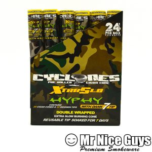 HYPHY XTRA SLO CYCLONES PRE ROLLED CIGAR CONE-0