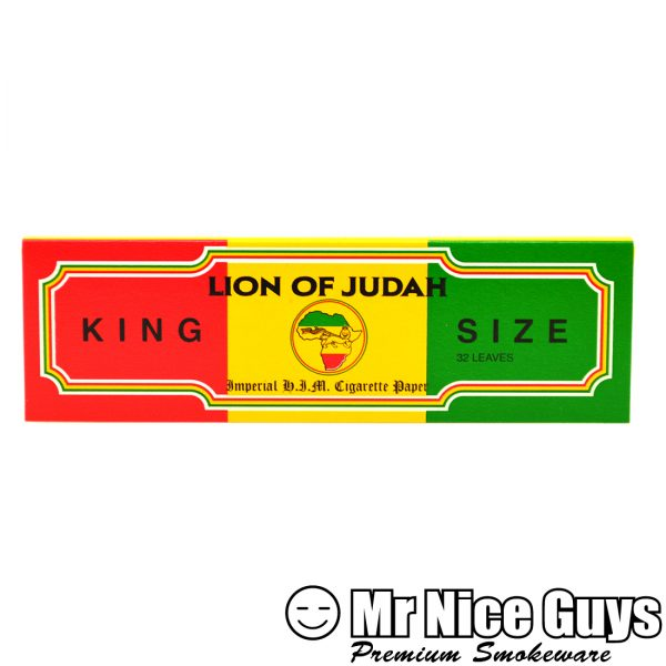 LION OF JUDAH KING SIZE ROLLING PAPERS-0