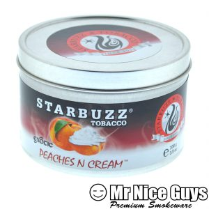 PEACHES N CREAM STARBUZZ 100G-0