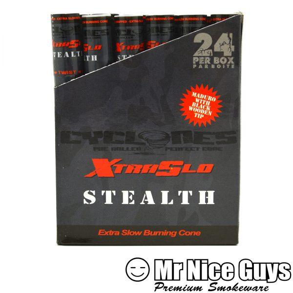 STEALTH XTRA SLO CYCLONES PRE ROLLED CIGAR CONE-0