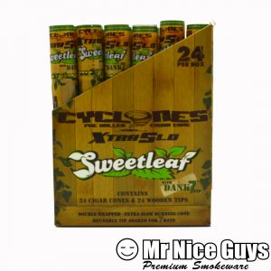 SWEETLEAF XTRA SLO CYCLONES PRE ROLLED CIGAR CONE-0