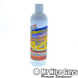 THE ORIGINAL FORMULA 420 PIPE CLEANER FOR GLASS/METAL 12 OZ-0