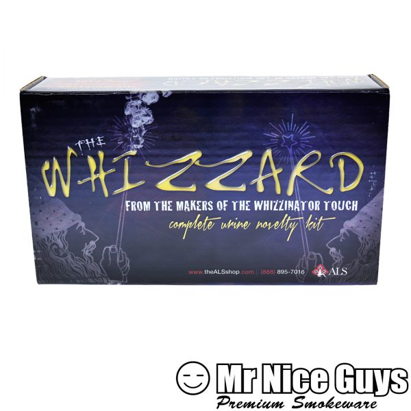 THE WHIZZARD SYNTHETIC URINE BELT KIT-0