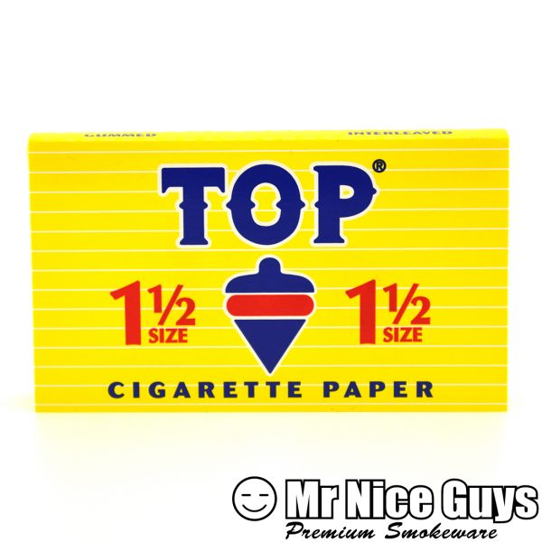 TOP 1-1/2 SIZE ROLLING PAPERS-0
