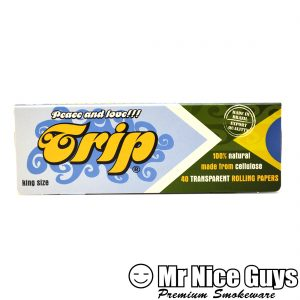 TRIP CLEAR ALL NATURAL KING SIZE PAPERS-0