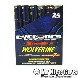WOLVERINE XTRA SLO CYCLONES PRE ROLLED CIGAR CONE-0
