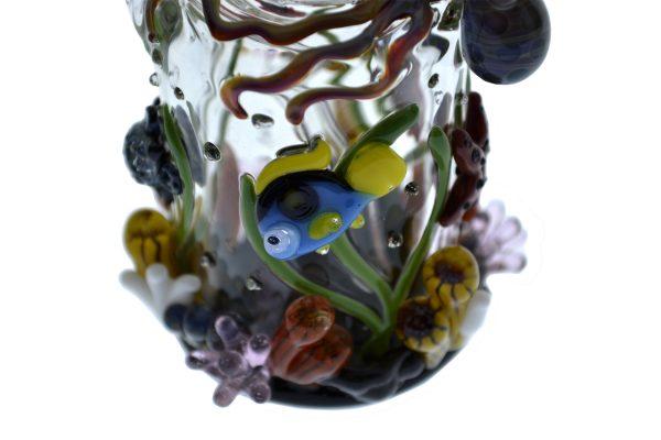 EMPIRE GLASS 10MM UNDER THE SEA MINI TUBE-13302