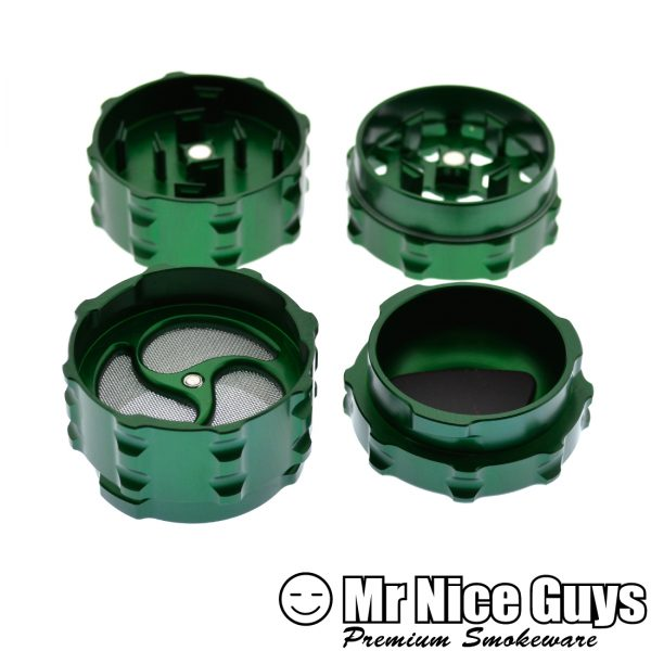 PHOENICIAN SMALL 4 PIECE GRINDER AST COLORS AVAILIBLE-13991
