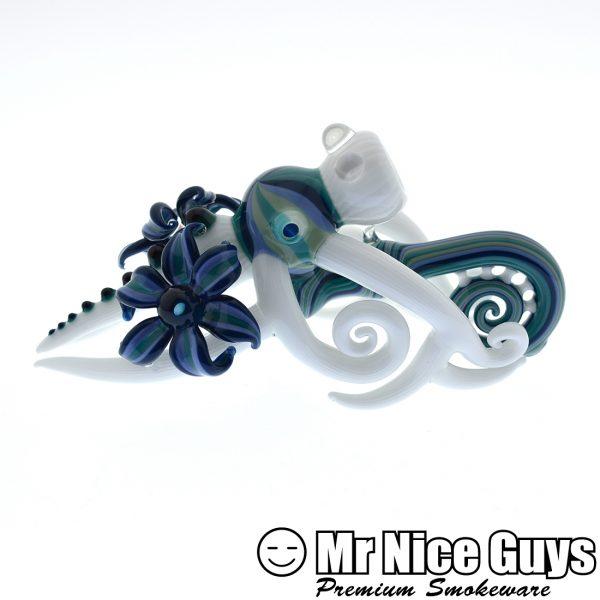 SAND-N-BLOSSOM OPAL FLOWER DRY PIPE-14467