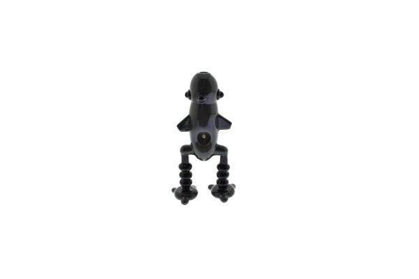 SON ROBOT STEAMROLLER PIPE BY PLUMP GLASS-13230