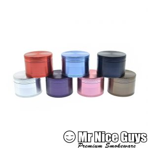 "SHARPSTONE 4 PIECE GRINDER 2.5"" AST COLORS AVAILABLE-0"