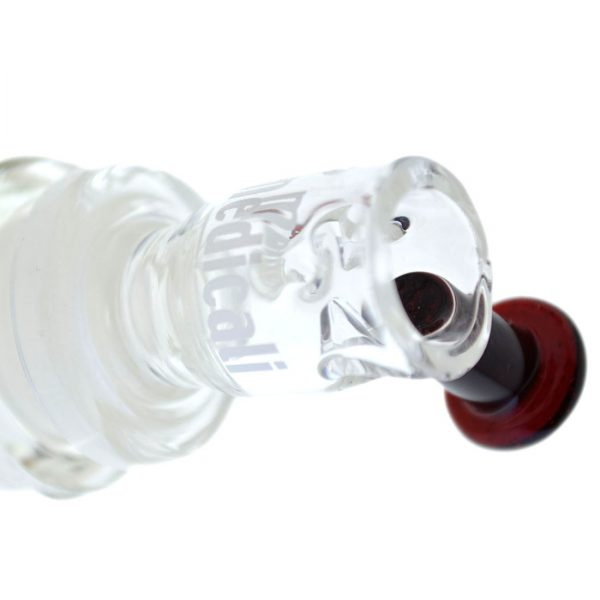 MEDICALI RUBY RED BEAKER WATERPIPE -13688