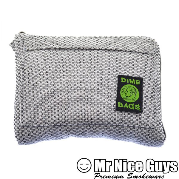 "BLACK AND WHITE CHECKERED 10"" CLUTCH DIMEBAG -0"
