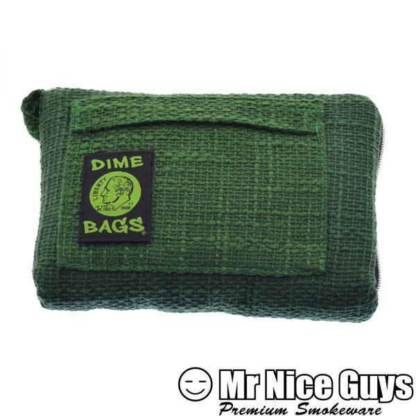 "DARK GREEN 8"" CLUTCH DIMEBAG -0"