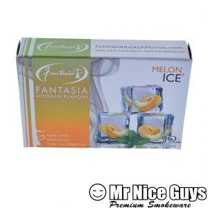 FANTASIA MELON ICE SHISHA 50 G -0
