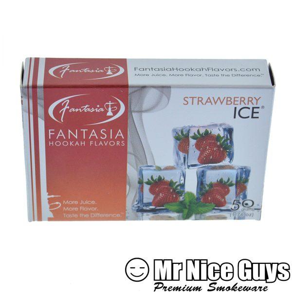 FANTASIA STRAWBERRY ICE SHISHA 50 G -0
