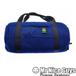 "LARGE 18"" BLUE DUFFLE BAG DIMEBAG -0"
