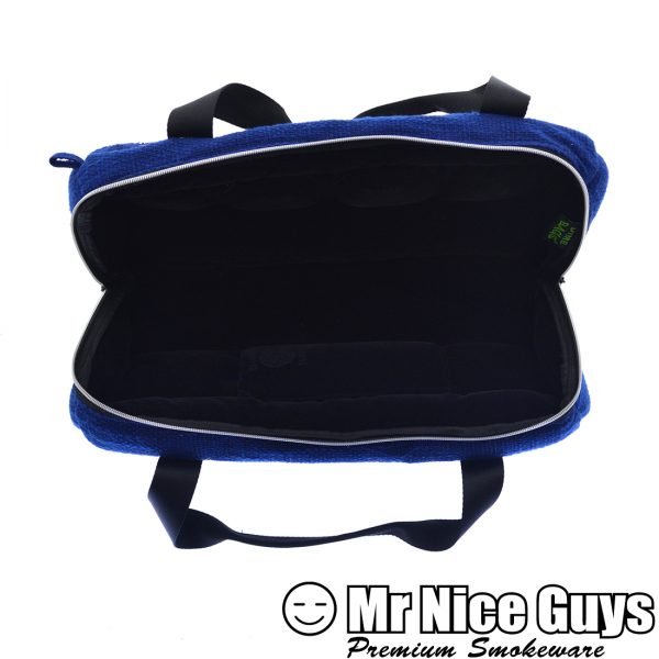 "LARGE 18"" BLUE DUFFLE BAG DIMEBAG -15685"