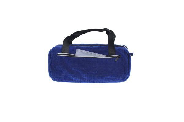 "LARGE 18"" BLUE DUFFLE BAG DIMEBAG -15686"