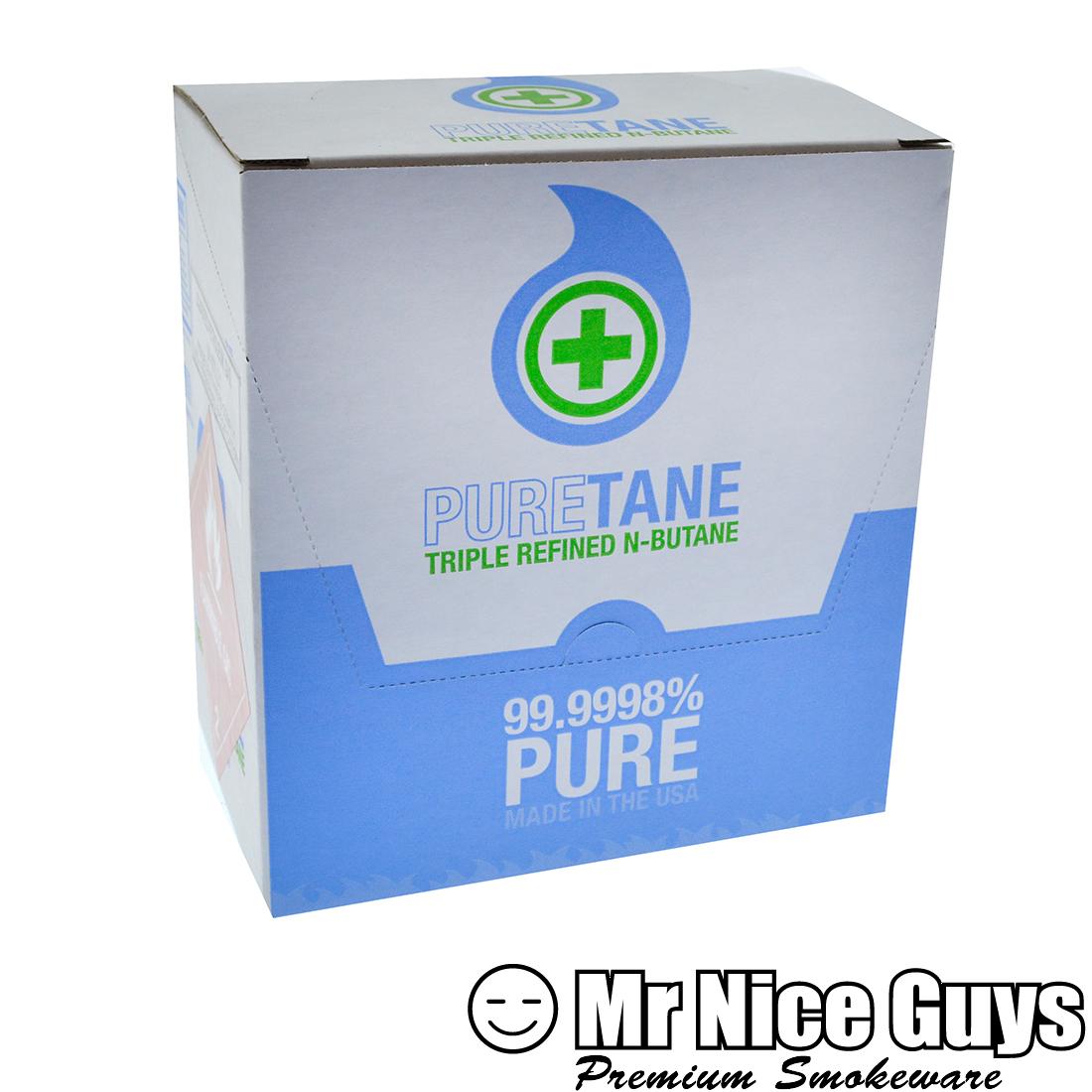 Puretane Case Of 12 Butane