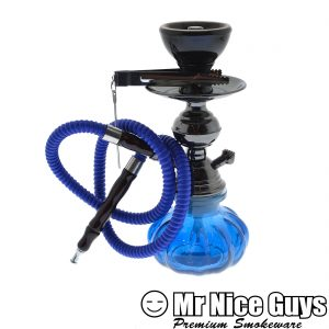 SINGLE HOSE MINI PUMPKIN HOOKAH AST COLORS AVAILABLE-0