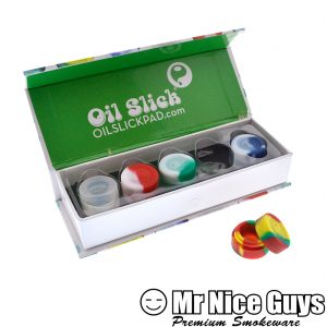 OIL SLICK STACK MICRO ORCHID COLOR PALATE 5PK -0