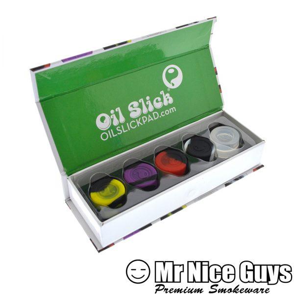 OIL SLICK STACK MICRO ORIGINAL COLOR PALATE 5PK -0