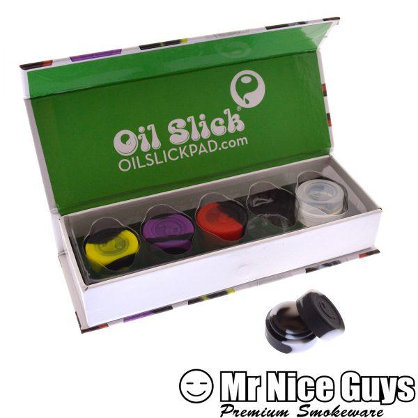 OIL SLICK STACK MICRO ORIGINAL COLOR PALATE 5PK -17068