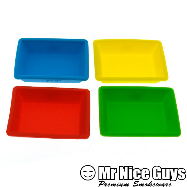 THE ORIGINAL NOGOO SILICONE MINI TRAY ASSORTED COLORS AVAILABLE -0