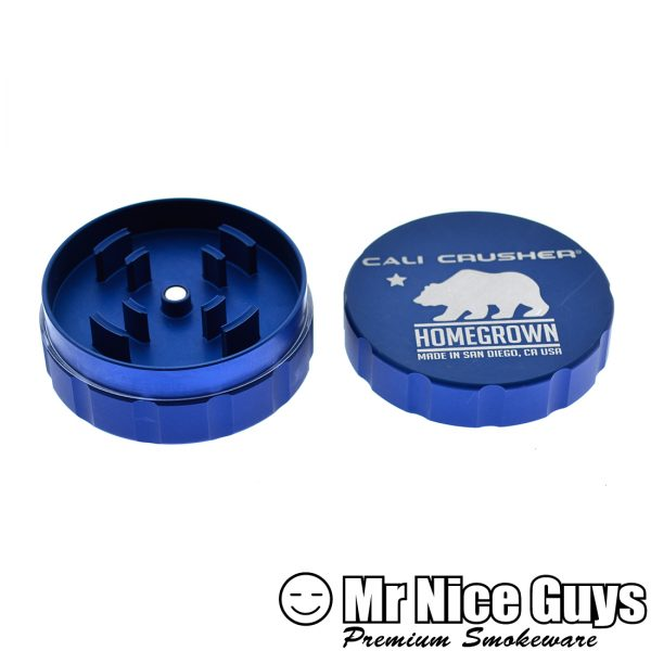 """CALI CRUSHER 3"""" HERBAL GRINDER 2 PC AST COLORS AVAILABLE-15906"""