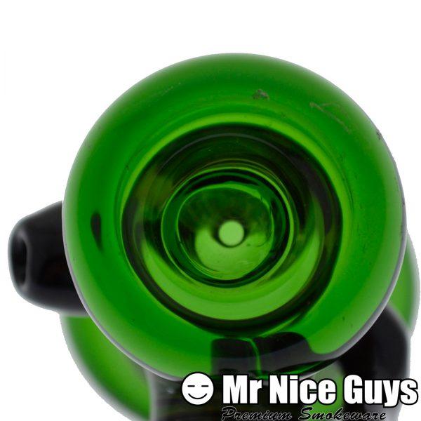 GREEN SWIRL DICRO HAMMER -16834