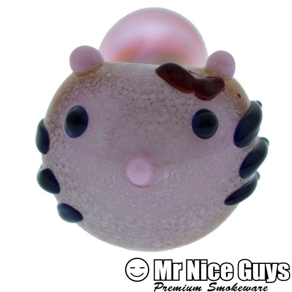 PINK KITTY SPOON-14515