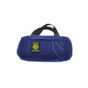 "SMALL 10"" BLUE DUFFLEBAG DIMEBAG -0"
