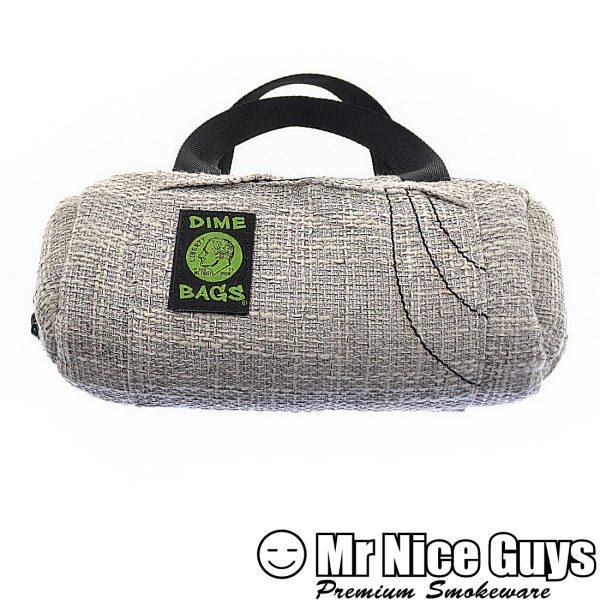 "SMALL 10"" GREY DUFFLEBAG DIMEBAG -0"
