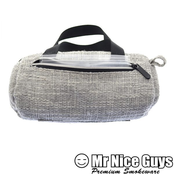 "SMALL 10"" GREY DUFFLEBAG DIMEBAG -14599"