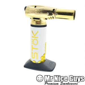 LIMITED GOLD EDITION STOK ATOM BUTANE TORCH -0