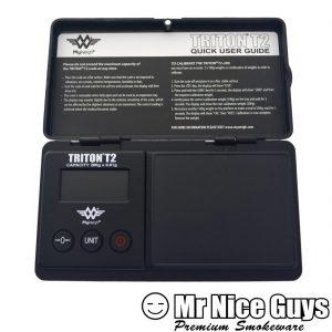 TRITON T2 120G X 0.01 CAPACITY SCALE -0