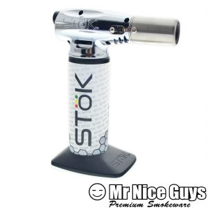 STOK ATOM BUTANE TORCH GREY EDITION -0