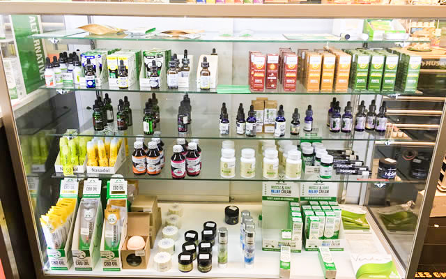 Largest selection of CBD oil in Saint Cloud Minnesota.